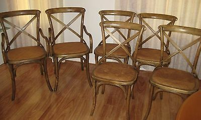 Darby style dining chairs