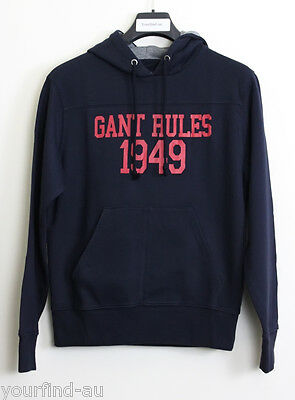 New with tags GANT Hooded Jumper Sweatshirt Hoodie Pullover - Gift Idea 1