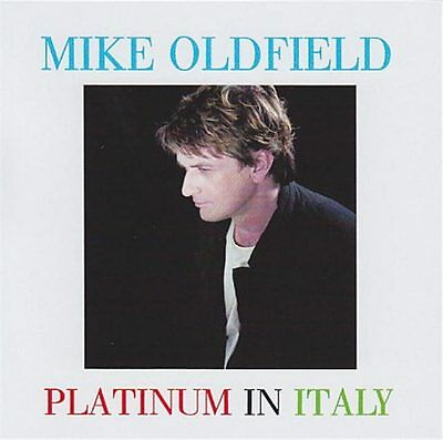Mike Oldfield - PLATINUM IN ITALY - 2 CD