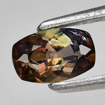 0.67Ct GORGEOUS Gem - Natural Imperial Champagne Amazing Color AXINITE WZ07