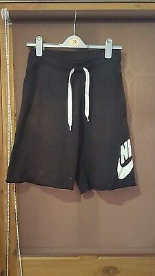 Mens Nike Fleece Shorts size small