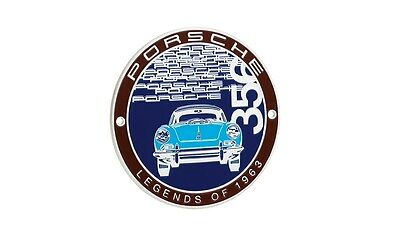 Grillbadge - Classic Collection - Legends of 1963 Limited Edition