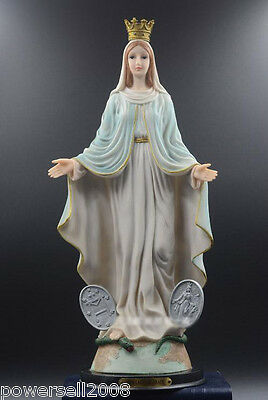 Catholic Jesus Church Christian Blessed Virgin Mary Statue Decoration Gift -