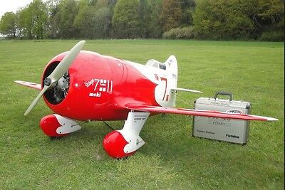 """Gee Bee R2 BYRON """"KIT"""" 25% 1/4 Giant Scale"""