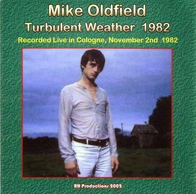 Mike Oldfield - TURBULENT WEATHER 1982 - 2 CD