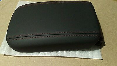 Genuine GM leather center console lid To suite VE VF commodore hsv ss ssv sv6