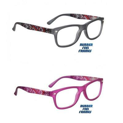 New Womens Ladies Fashion Reading Glasses +1.0+1.5+1.75+2+2.25+2.5+3+3.50 R199V