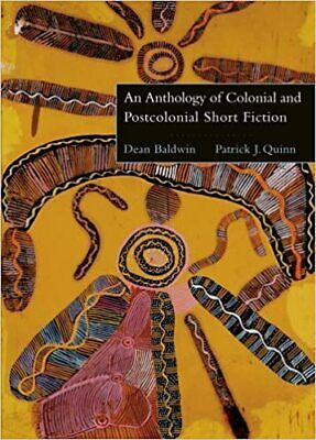An Anthology Of Colonial And Postcolonial Short Fiction, New, Free Shipping