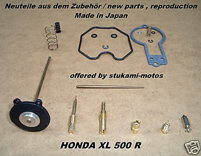 Honda XL 500 R_PD02_carburetor_rep_kit_Vergaser Reparatur Set_carburator rep-set