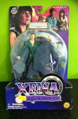 Xena Warrior Princess unopened King Of Thieves Autolycus 1998