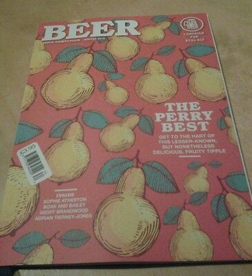 BEER Magazine - Winter 2016 - CAMRA - Very Good Condition
