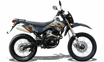 WK Trail 125cc Motorcycle, Motorbike, leaner legal- BRAND NEW