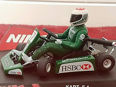 scalextric/Ninco go kart 1/32 compatible with scalextric analogue