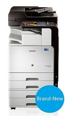 Samsung CLX-9201NA A3 Full Colour Multifunctional Photocopier, Printer & Scanner