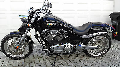 2007 Victory  Victory Hammer Motorcycle, 2007
