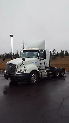 2011 International prostar with updated engine in good condition, no reserve