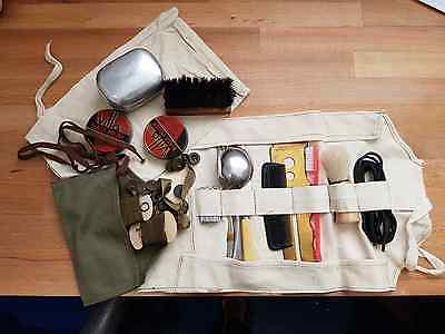 Ww2 British Army Style Soldiers Wash Roll,second World War Teaching Resources,
