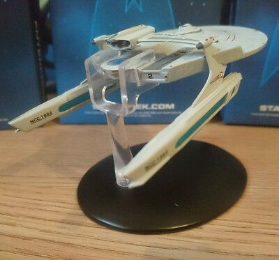 Eaglemoss Star Trek official starships collection #11 USS Reliant NCC 1864