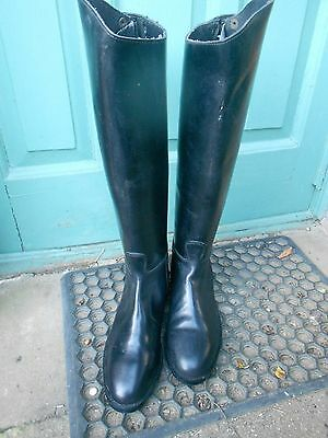 Rhinegold Olympic Long Boot - Size 10 Gents Riding Boots
