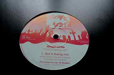 Uk Garage / Deep House - Nightlife - Got It Going On - 1995 Grooveyard Records