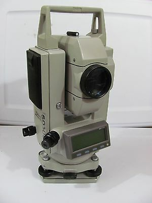 SOKKIA SET5E Total Station Surveying Topcon Trimble Surveyors Nikon Used