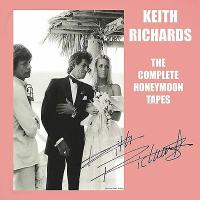 Keith Richards - THE COMPLETE HONEYMOON TAPES - 2 CD