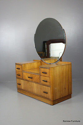 Vintage 1930s Dressing Table