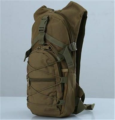 20L-35L Earthy Oxford Sports Outdoor Backpack Waterproof Mountain Camping Bags