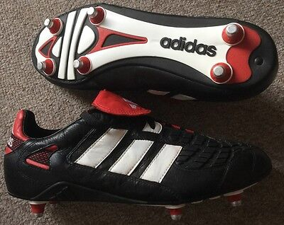 1999 Adidas Predator Rapier Sg Football Boots Uk 10