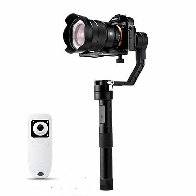 UK Stock Zhiyun Crane 3 Axis Camera Gimbal for DSLR/Mirrorless Remote Control