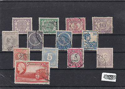 Suriname Mint And  Used Stamps . Ref 1762