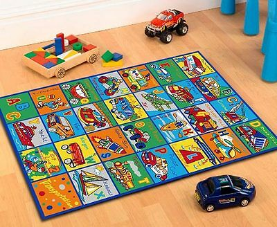 Children's Game activity mat for the home non skid 5x7