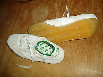 Retro 1960/1970 - Size 11 (45) Hi-Tec Squash Shoes - Used 2/3 Times Only