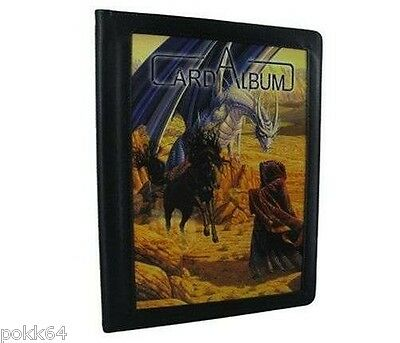 Trendus Larry Elmore card Album Portfolio SHADOW STEED classeur 180 cartes 13725