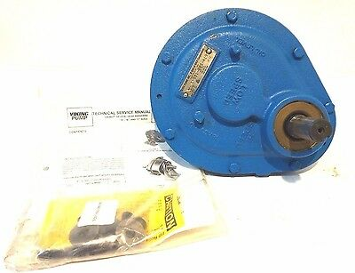 New Viking Pump 3-551-003-419 Gear Reducer 3551003419