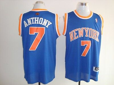 Camiseta Carmelo Anthony #7 New York Knicks, todas las equipaciones.