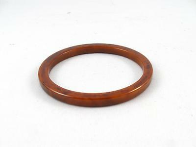 Vintage  Bakelite Catalin Bangle Bracelet