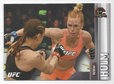 2015 Topps Ufc Champions Holly Holm #149