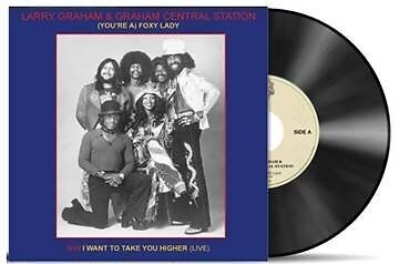 (You're A) Foxy Lady - GRAHAM LARRY & GRAHAM CENTRAL STATION [LP]