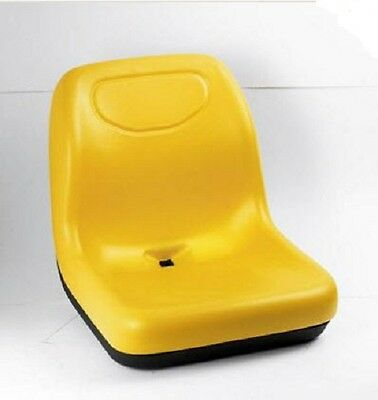 New Replacement Gator/Tractor Seat. Waterproof,Universal Mounting Pattern,Yellow