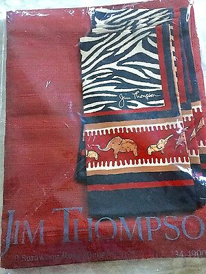 Jim Thompson placemats and napkins