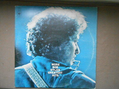 BOB DYLAN MORE BOB DYLAN GREATEST HITS 2 x  VINYL LP UK PRESS 1968 CBS RECORDS