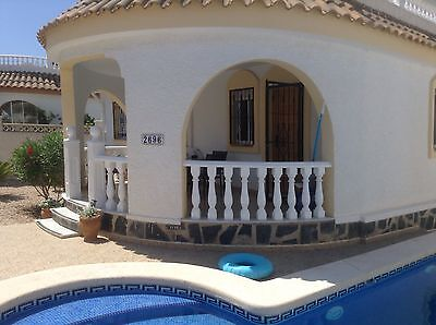 3 Bedroom 3 Bathroom villa for rent in Spain