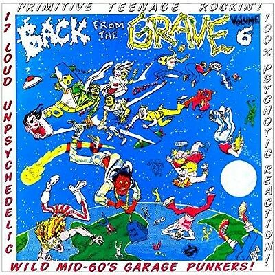 Back From The Grave - Vol. 6 - VARIOUS [LP]