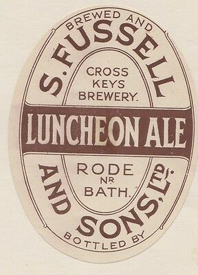 Fussells 1950s Luncheon Stout