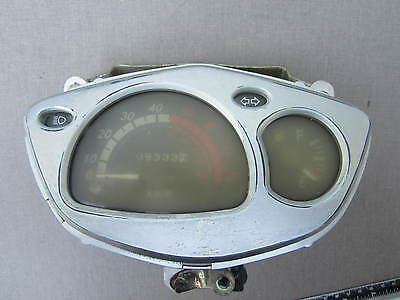 Superbyke Powerband R50 2009 Chinese Scooter Clocks Instruments Dashboard Speedo
