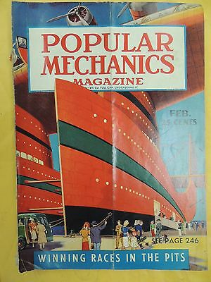 Popular Mechanics Magazine from the 1940s Decade, Choose ONE from my selection