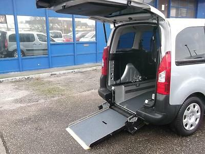 2010 10 Peugeot Partner 1.6 Urban Wheelchair Accessible Vehicle