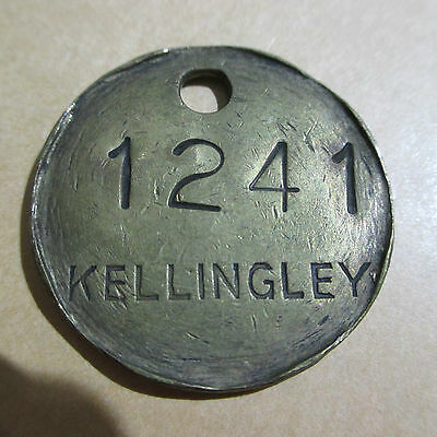 N.c.b,   Pit Check From Kellingley Colliery,,,,,,,,,
