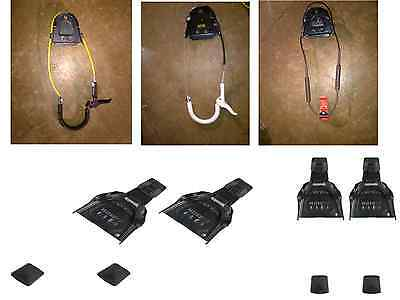 telemark bindings Rottefella freeride cross/back country Nordic Skiing 75mm